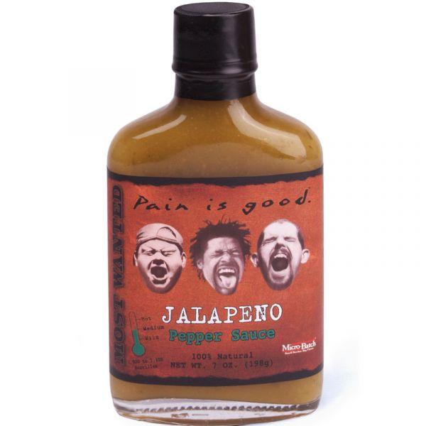 Sauce Piquante, Jalapeno-medium, 198 g
