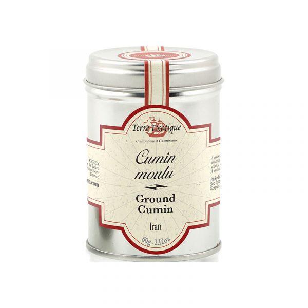 Ground cumin, 60g (organic)