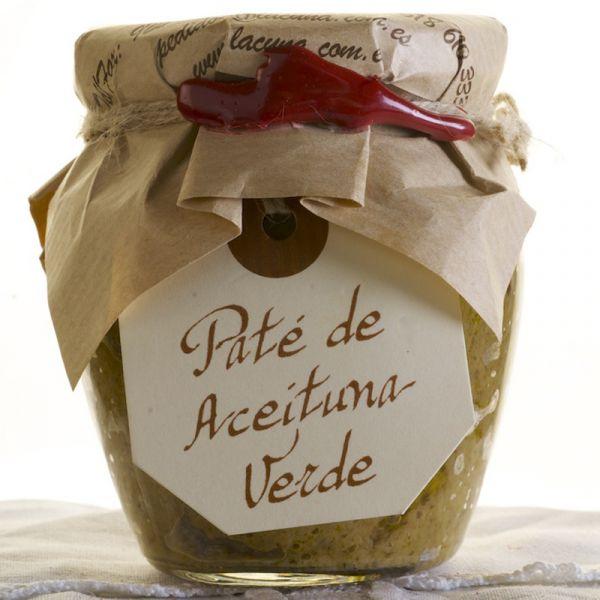 Olivade d'olives vertes