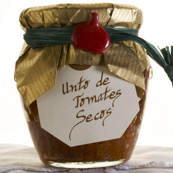Préparation à base de tomates séchées