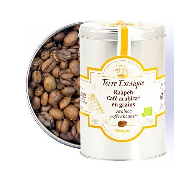 Kaàpeh, café Arabica décaféine en grains