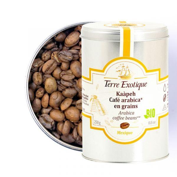 Kaàpeh, café Arabica en grains