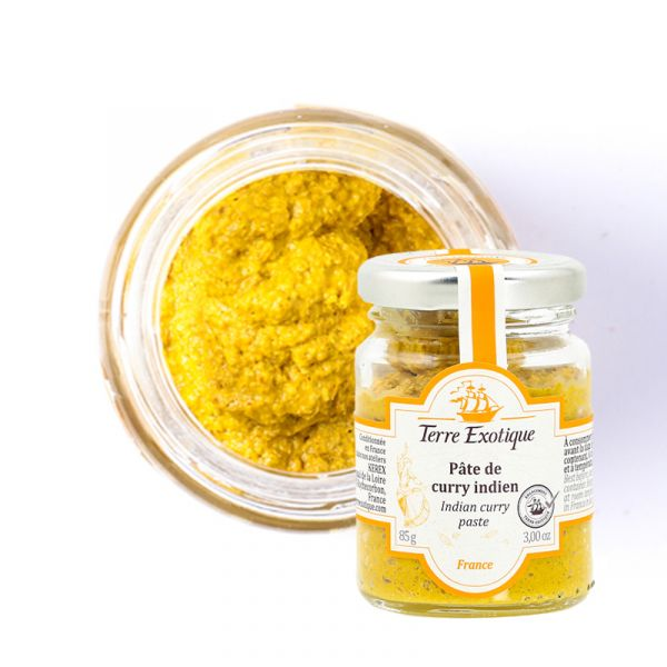 Indian curry paste, 85 g