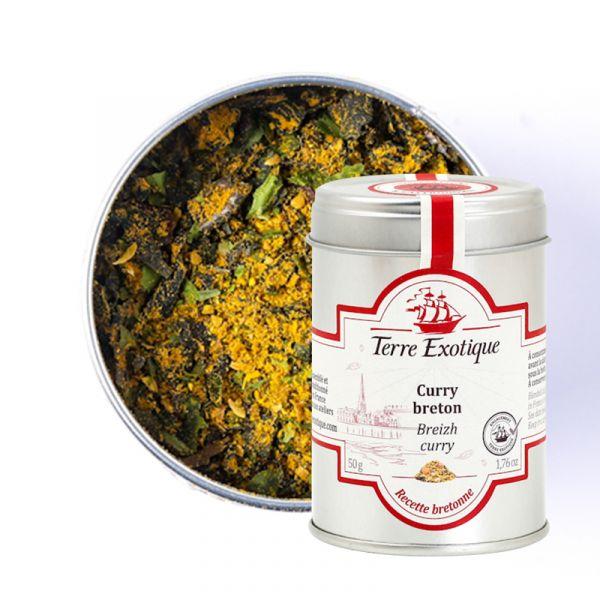 Breton Curry, 50g