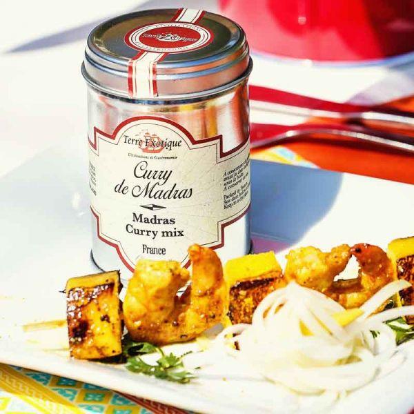 Madras Curry