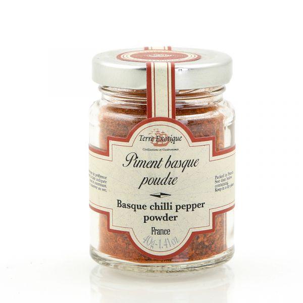 Ground Basque Chilli pepper