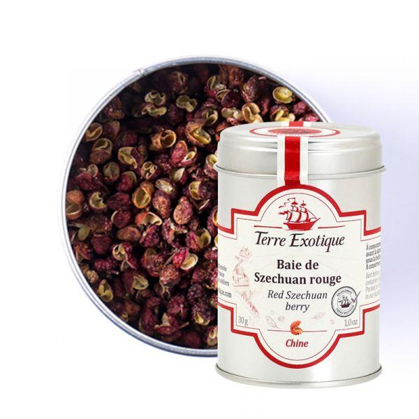 Red Szechuan berry