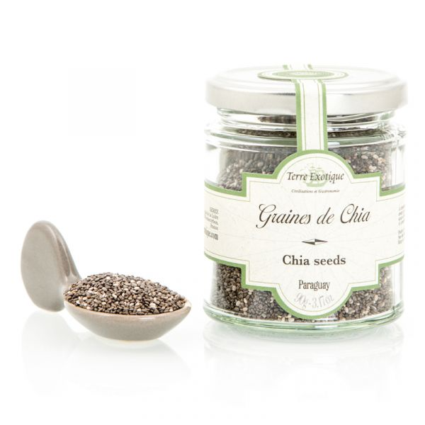 Chia Seeds, 90 g