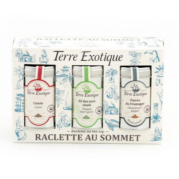 Coffret : Raclette au sommet