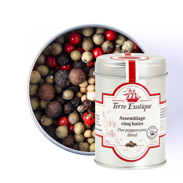 5 peppercorn mix