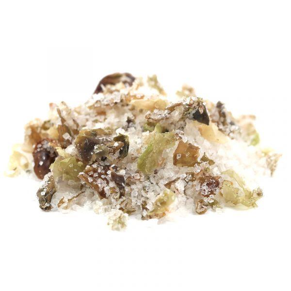 Fleur de sel with seaweeds, 90 g