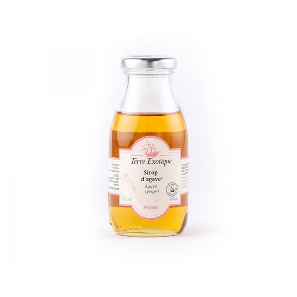 Agave syrup, Mexico, 250 ml