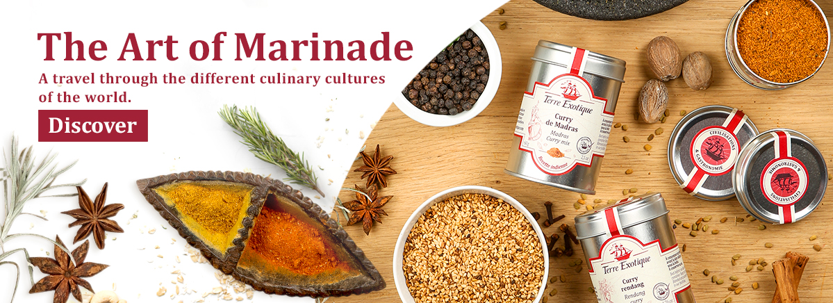 The Art of Marinade - Terre Exotique