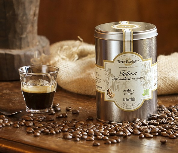 Coffees - Terre Exotique