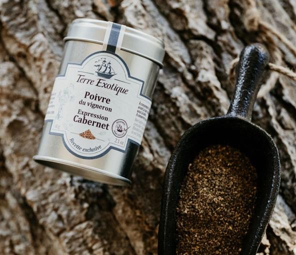 Winemaker pepper blends - Terre Exotique