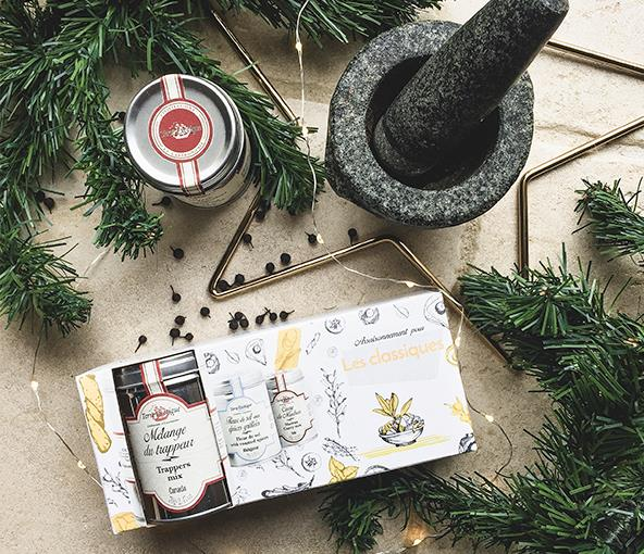Gift selection - Terre Exotique