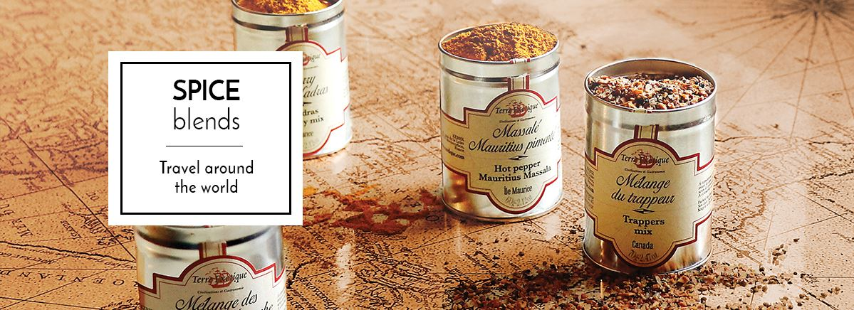 Spice blends - Terre Exotique