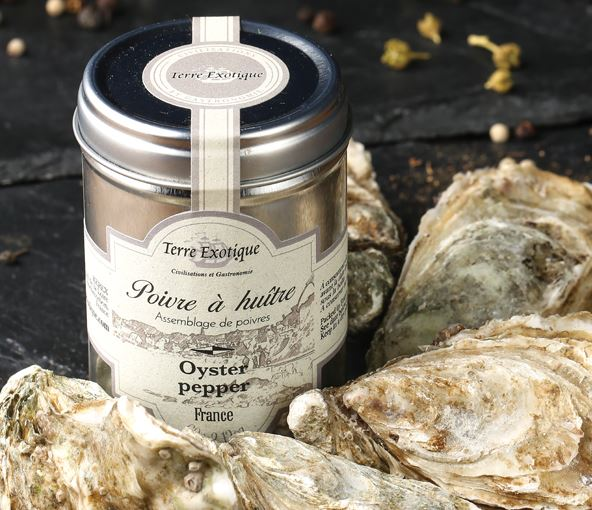 OYSTER PEPPER - Terre Exotique