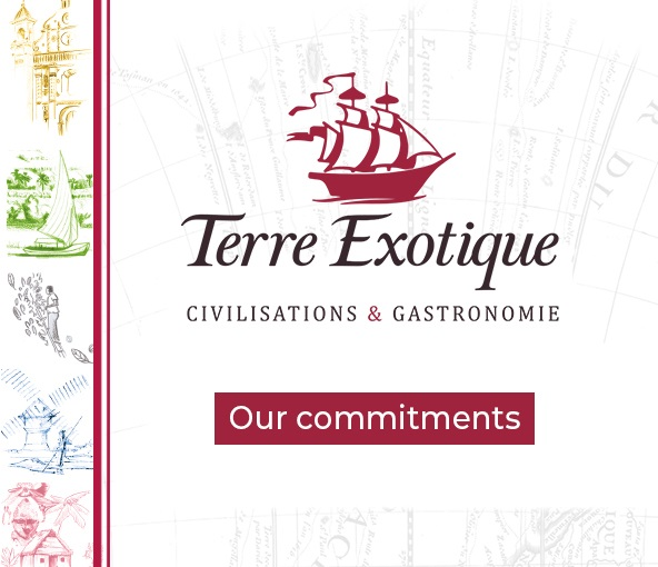 Our values - Terre Exotique