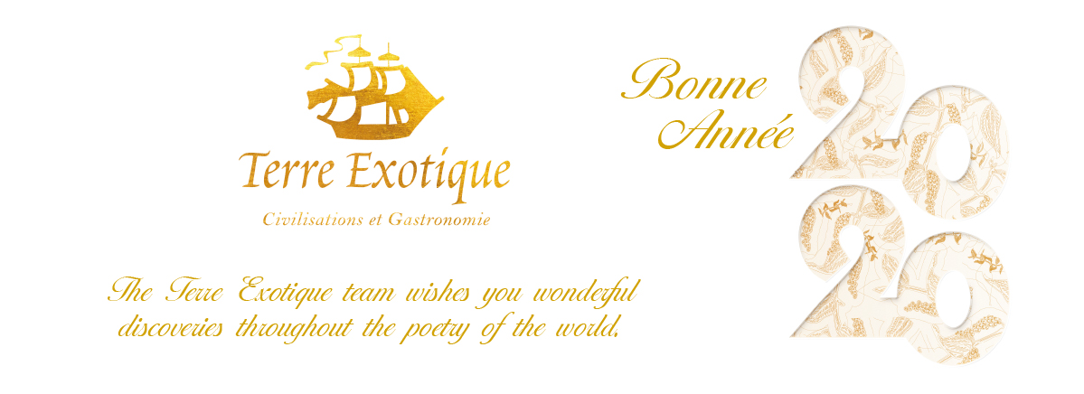 Best wishes - Terre Exotique